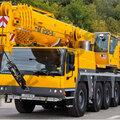 Автокраны: Liebherr LTM 1130-5.1