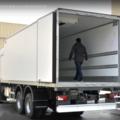 Перевозка продуктов: Scania