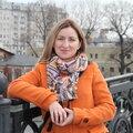 Елена Ушакова, Услуги экскурсовода в Центральном административном округе