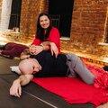 Татьяна Дёмина, Антистрессовый массаж в Санкт-Петербурге