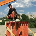 Давид Мамаджанян, Рабочий на час в Саранске