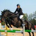 Elena Logunova, Занятие по конному спорту в Санкт-Петербурге и Ленинградской области