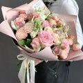 Изготовление букетов из свежих цветов
