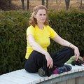 Елена Аксиневич, Занятия с тренерами в Измайлово