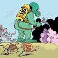 Уничтожение насекомых(дезинсекция)