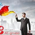 """WEB-студия """"АЕ-групп"""", Сайт-визитка в Северо-восточном административном округе"""