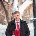 Виталий Андронник, Нанесение жидких обоев в Новосибирске