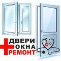 Арсений Денисов, Стекольные работы в Орджоникидзевском районе
