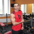 Занятие по тяжелой атлетике