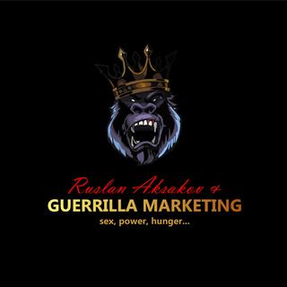 Ruslan Aksakov & Guerrilla Marketing