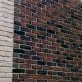 Монтаж фасада из облицовочного кирпича