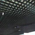 Монтаж потолка «Грильято»