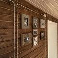 Монтаж подвесного реечного потолка