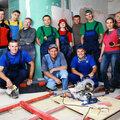 Экспресс-Ремонт, Зашкуривание поверхности стен под покраску в Красноглинском районе