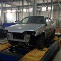 Восстановление геометрии кузова автомобиля