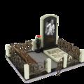 Изготовление и установка памятников на могилу