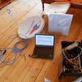 Ремонт оборудования для усиления  интернета 3G-4G и Wi-Fi в загородных домах