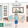 BG Clean, Уборка и помощь по хозяйству на Бору
