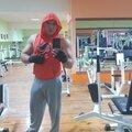 Василий Токарев, Занятие по фитнес-бикини в Приволжском районе
