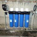 Монтаж фильтра очистки воды