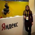 Галина Ш., Баннер в Москве