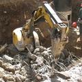 Механизированный демонтаж малоэтажных зданий