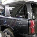 Тонировка задних стекол автомобиля