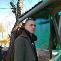 Александр Кузьмин, Услуги пешего курьера в Петроградском районе