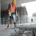 Демонтаж бетона, стяжки, фундамента
