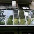 Окна Пвх или Аллюминиевый  для балконов и лоджии