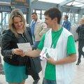 Промо-ассистент, Расклеивание объявлений в Городском поселении Правдинском