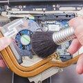 Чиска от пыли и замена тепмопасты, термопрокладки