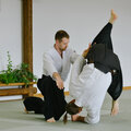Индивидуальные занятия по айкидо