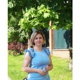 Олеся Митрошкина