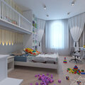 Дизайн проект интерьера дома