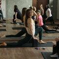 Занятие по йоге: индивидуально – 3 варианта