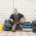 Николай Мезенцев, Установка бензинового генератора в Кочубеевском районе