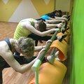 Занятие по стретчингу: в группе – 4 варианта