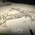 Разработка индивидуального эскиза татуировки