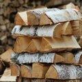 Доставка дров колотых березовых