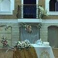 Подготовка свадебного декора