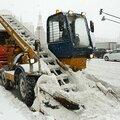 Услуги по уборке и вывозу снега
