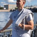 Илья Синицын, Очистка фасадов в Санкт-Петербурге