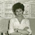 Елизавета Любарова, Рекламное фото в Муниципальном округе № 72