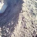 земля-перегной-чернозём. 3в1.. маз 10т. можно отдельно любой материал для огорода.строительства.
