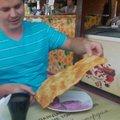 Иван Бабанин, Покраска радиаторов в Выселковском районе