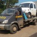Эвакуация микроавтобусов и легких грузовиков