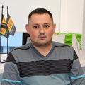 Игорь Гуща, Одностраничник в Брестской области