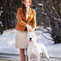 Алена Бубнова, Выгул животных в Железнодорожном