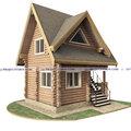 Архитектор деревянный дом